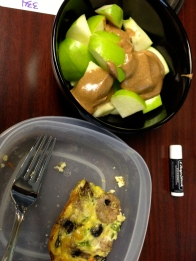 DAY 7: Hodge podge lunch